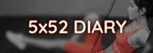 Nhật ký 5x52 Gymme