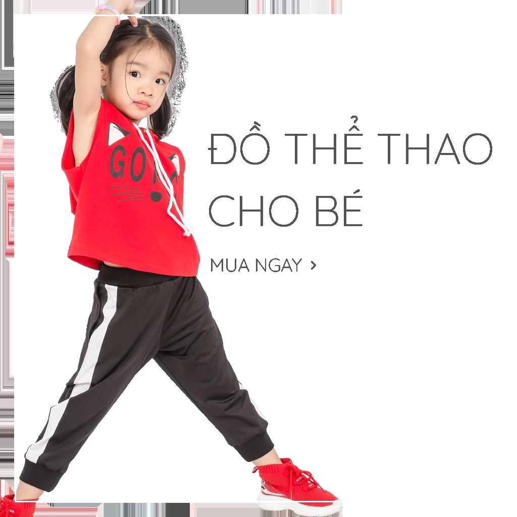 Đồ Thể Thao Cho Bé