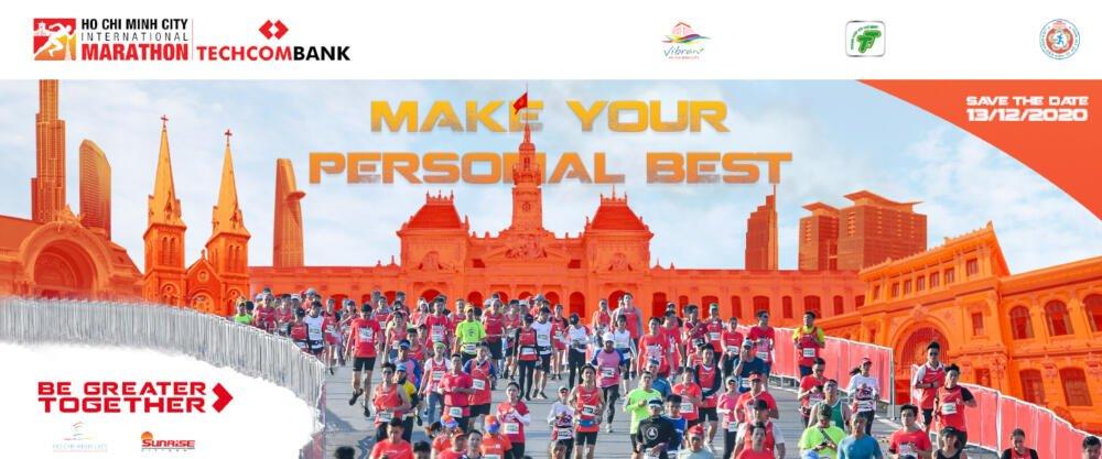 Techcombank Ho Chi Minh City International Marathon 2021 (mùa thứ 5)